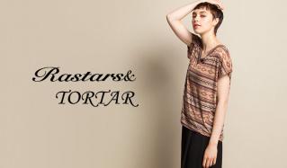 RASTARS& / TORTAR(ラスターズアンド)のセールをチェック