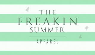 THE FREAKIN SUMMER-APPAREL-のセールをチェック
