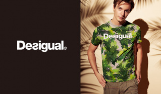 DESIGUAL MEN(デシグアル)のセールをチェック