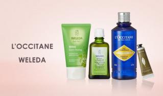 L'OCCITANE/WELEDA(ロクシタン)のセールをチェック