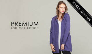PREMIUM KNIT COLLECTION_EARLY AUTUMNのセールをチェック