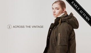 ACROSS THE VINTAGE WOMEN_EARLY AUTUMNのセールをチェック