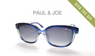 PAUL & JOE EYEWEAR_OVER 70%OFFのセールをチェック