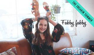 FABBY FABBY_THE FREAKIN SUMMER(ファビーファビー)のセールをチェック