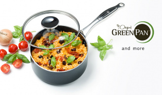 GREEN PAN and moreのセールをチェック