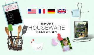 IMPORT HOUSEWARE SELECTIONのセールをチェック