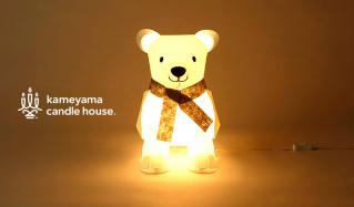 HOME DECO LAMP BY カメヤマのセールをチェック