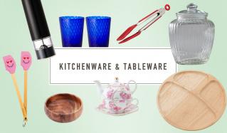 KITCHENWARE & TABLEWAREのセールをチェック