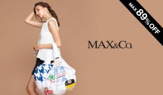 MAX & Co. ACCESSORY(マックスアンドコー)のセールをチェック