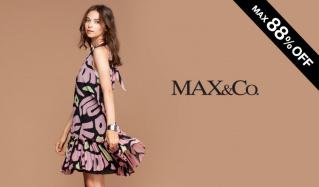 MAX&CO.APPAREL-1(マックスアンドコー)のセールをチェック