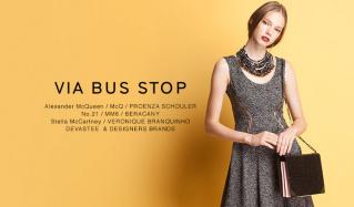 VIA BUS STOP BAG SHOES and ACC(ヴィア バス ストップ)のセールをチェック