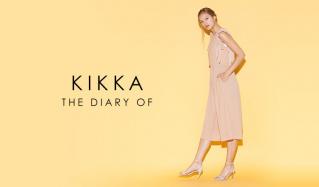 KIKKA THE DIARY OF(キッカ ザ ダイアリー オブ)のセールをチェック