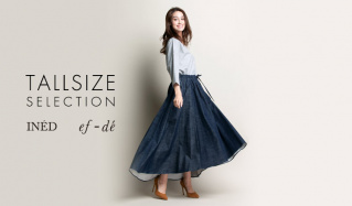 INED/EF-DE TALLSIZE SELECTIONのセールをチェック