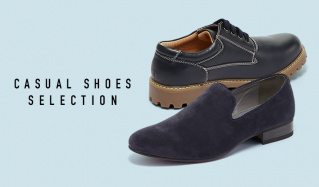 CASUAL SHOES SELECTIONのセールをチェック