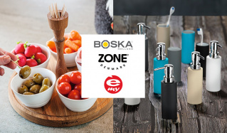 IMPORT HOME & KITCHEN WARE SELECTION BY BOSKA/ZONEのセールをチェック