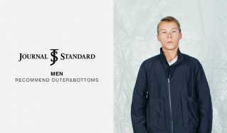JOURNAL STANDARD MEN -RECOMMEND OUTER&BOTTOMS-(ジャーナルスタンダード)のセールをチェック