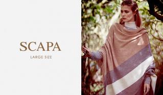 SCAPA LARGE SIZE(スキャパ)のセールをチェック