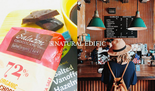 ORGANIC SWEETS & COFFEE byEDIFICのセールをチェック