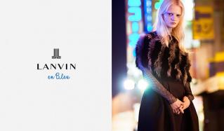 LANVIN EN BLEU -AUTUMN&WINTER-(ランバン オン ブルー)のセールをチェック