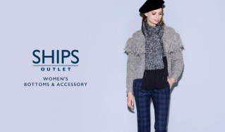 SHIPS OUTLET WOMEN'S BOTTOMS & ACCESSORYのセールをチェック