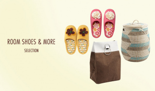 ROOM SHOES & MORE SELECTIONのセールをチェック