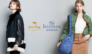 LAVENHAM/OWEN BARRY -BRITISH COAT COLLECTION-のセールをチェック