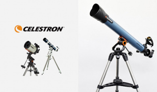 CELESTRON -冬の天体観測とバードウォッチング-(セレストロン)のセールをチェック