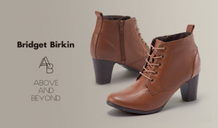 BRIDGET BIRKIN/ABOVE AND BEYONDのセールをチェック