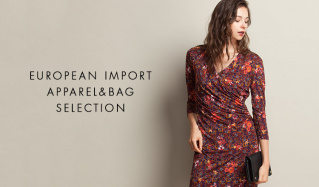 EUROPEAN APPAREL & BAG SELECTIONのセールをチェック
