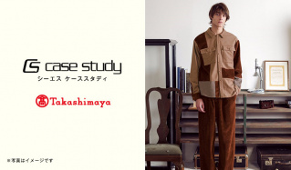 TAKASHIMAYA MEN'S CS CASE STUDYのセールをチェック