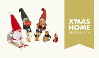 X'MAS HOME DECORATIONのセールをチェック