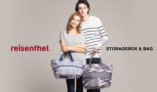 REISENTHEL STORAGEBOX & BAG(ライゼンタール)のセールをチェック