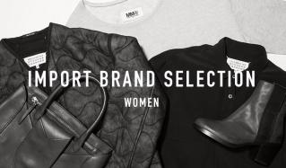 IMPORT BRAND SELECTION WOMENのセールをチェック
