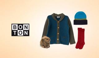 BONTON -KIDS & BABY-(ボントン)のセールをチェック