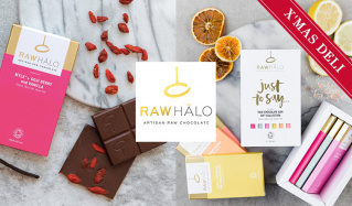 無添加•砂糖不使用のローチョコレート -RAW HALO-のセールをチェック
