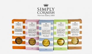SIMPLY CORNISH -イギリスが誇る伝統的なショートブレット-(シンプリーコーニッシュ)のセールをチェック