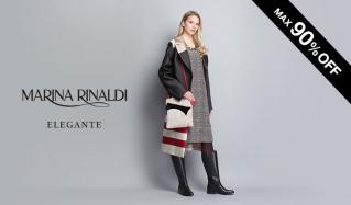 MARINA RINALDI - ELEGANTE -(マリナ リナルディ)のセールをチェック