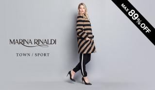MARINA RINALDI- TOWN/SPORT -(マリナ リナルディ)のセールをチェック