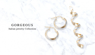 GORGEOUS -ITALIAN JEWELRY COLLECTION-のセールをチェック