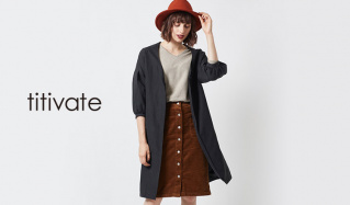 TITIVATE OUTER COLLECTION(ティティベイト)のセールをチェック