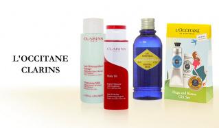 L'OCCITANE/CLARINS(ロクシタン)のセールをチェック
