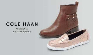 COLE HAAN WOMEN'S CASUAL SHOES(コール ハーン)のセールをチェック