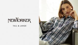 NEWYORKER -TALL&LARGE-(ニューヨーカー)のセールをチェック