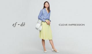 EF-DE/CLEAR IMPRESSIONのセールをチェック