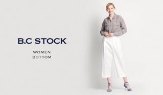 B.C STOCK WOMEN BOTTOM(ベーセーストック)のセールをチェック