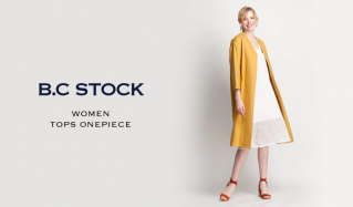 B.C STOCK WOMEN TOPS ONEPIECE(ベーセーストック)のセールをチェック