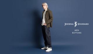JOURNAL STANDARD MEN BOTTOMS(ベーセーストック)のセールをチェック