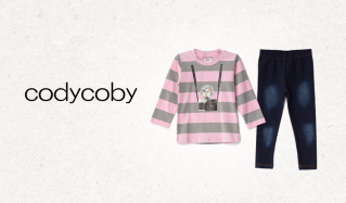 CODY COBY(コディーコビー)のセールをチェック