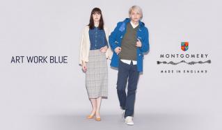 ARTWORK BLUE/MONTGOMERY(アートワーク ブルー)のセールをチェック