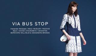 VIA BUS STOP WOMEN(ヴィア バス ストップ)のセールをチェック
